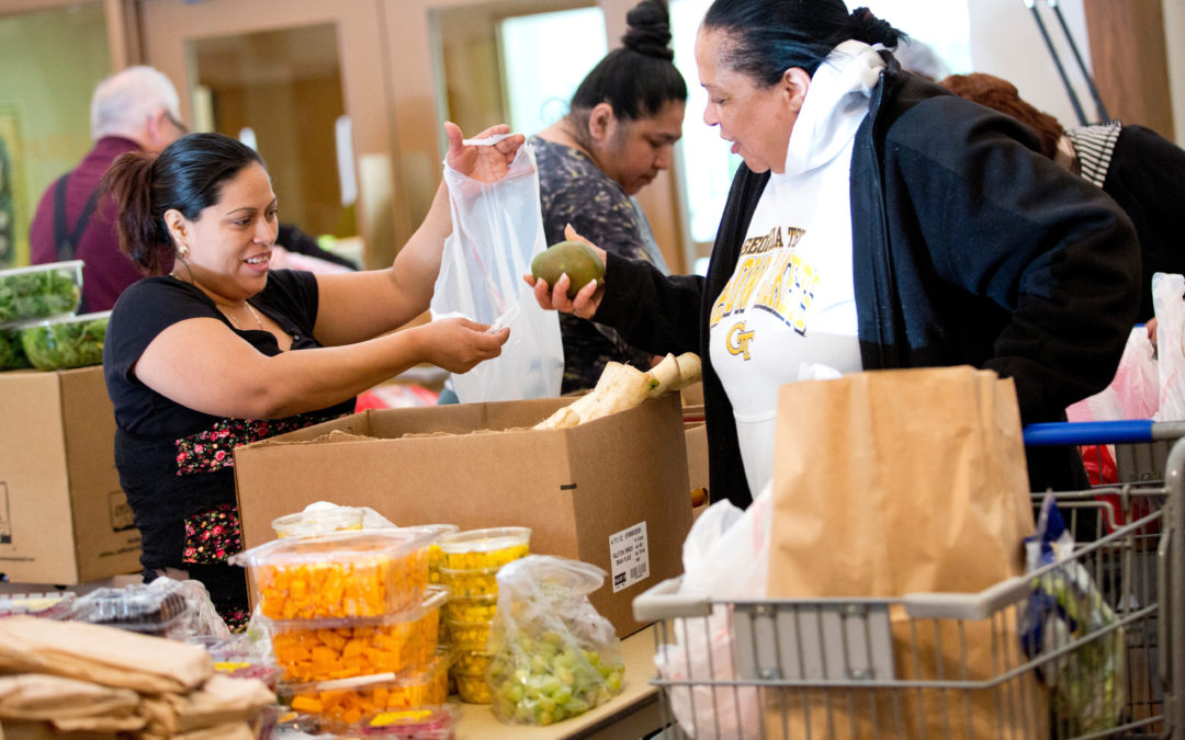 Helping Feed Atlanta Continues To Make a Difference